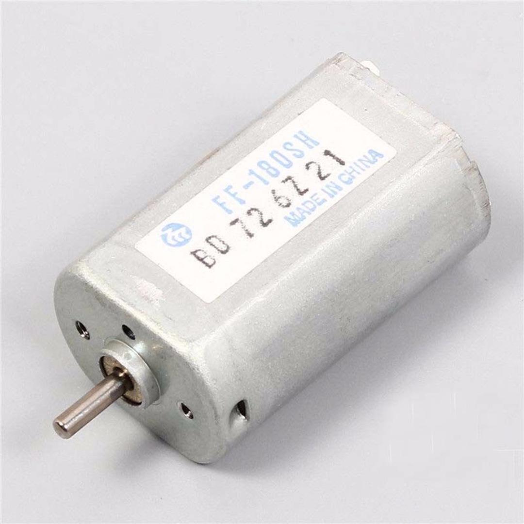 Satılık 1 pcs yeni ff-180sh dc 2.4 v 10800 rpm dilsiz motor istikrarlı için tıraş  makinesi elektrik motorları / El & güç aracı aksesuarları